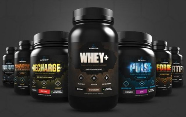 The Family of Legion Supplements